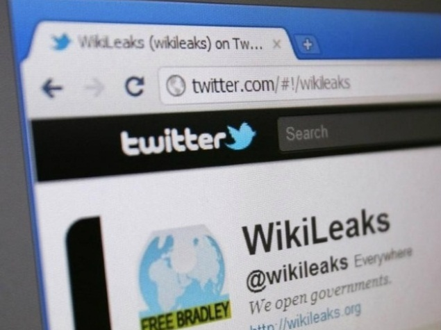 US Says Not Targeting Hollande's Communications in New WikiLeaks Furore