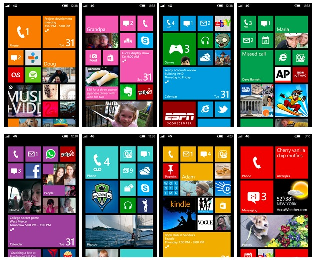 8 new features in Windows Phone 8