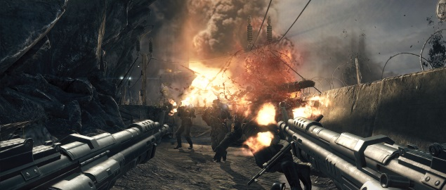 Wolfenstein: The New Order Launching on PC, PlayStation and