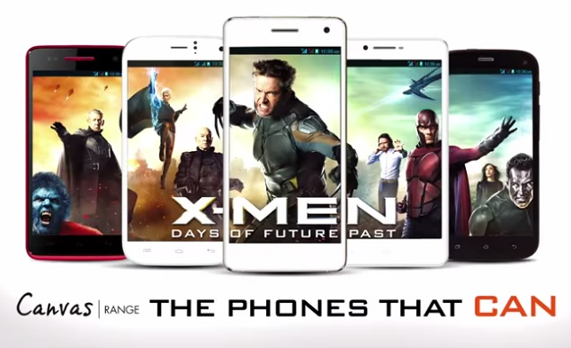 How the X-Men are Helping Micromax Go Global