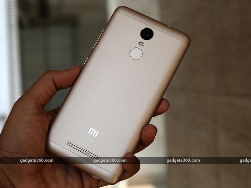 Xiaomi Redmi Note 3 Quarterly Shipments Hit Record 880,000 Units