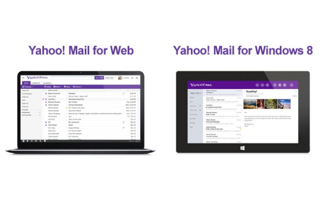 Yahoo revamps email; pushes new iPhone, Android, Windows 8 apps