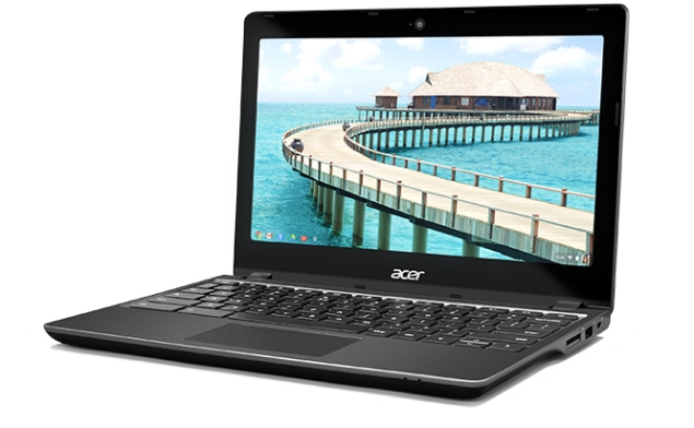 Acer C720 Chromebook and HP Chromebook 14 coming to India on October 17