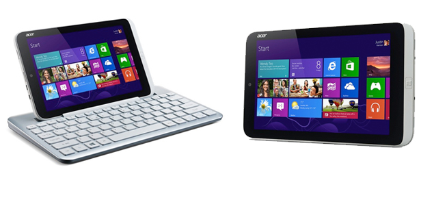 Acer Iconia W3 launched, world's first 8.1-inch Windows tablet