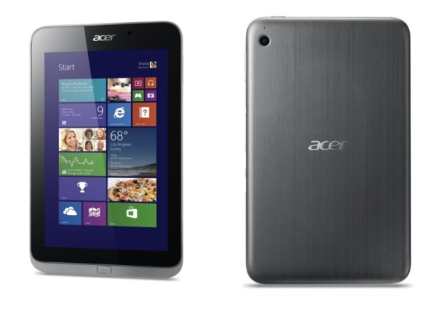 Acer Iconia W4 tablet with Windows 8.1 launched