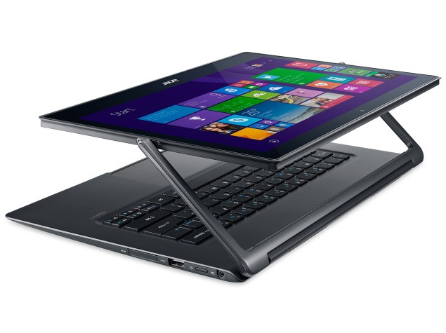 Acer Launches Range of Windows 8.1 Convertible Devices at IFA 2014