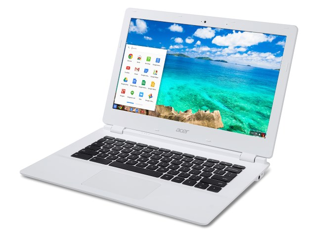 Acer Chromebook 13 Launched; Promises 13-Hour Battery Life