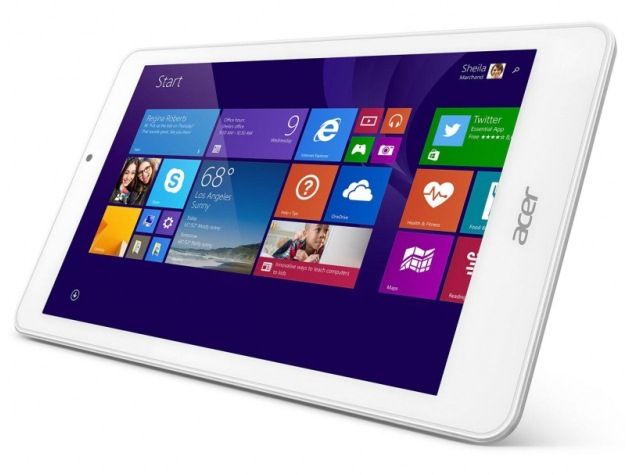 Acer Unveils Iconia Tab 8 W, Iconia Tab 10, and Iconia One 8 at IFA 2014