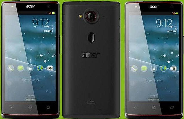 Acer Liquid E3 and Liquid Z4 unveiled ahead of MWC launch