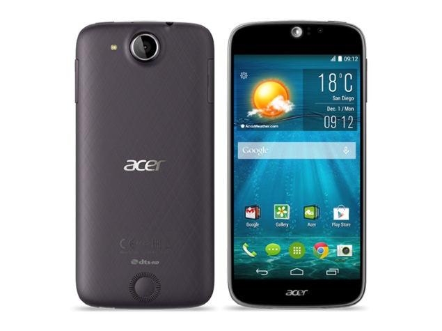 Acer Liquid Jade S With 64-Bit Octa-Core SoC and 2GB of RAM Launched