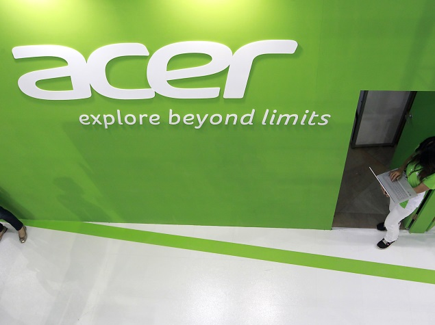 Acer Posts Big Jump in Q2 Net Profit on Better Sales and Cost Control
