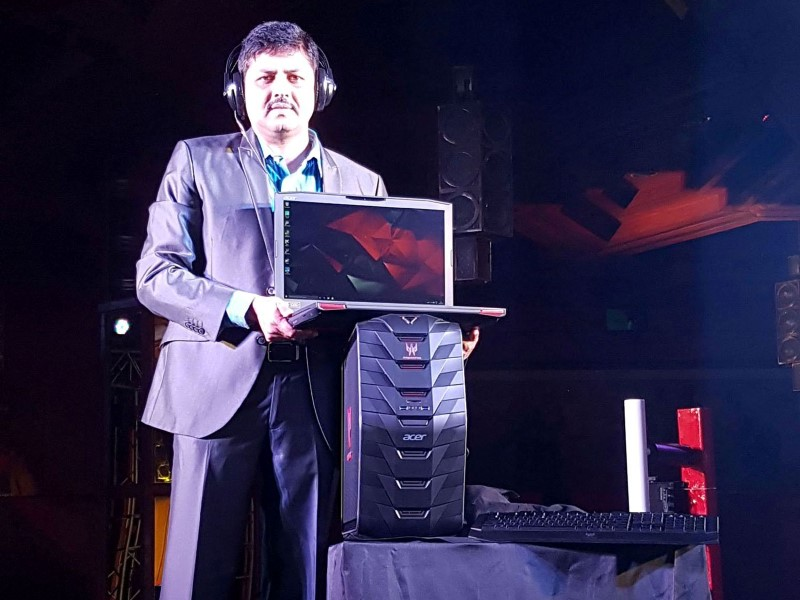 Acer Launches Predator Laptops, Monitors, and Projector in India