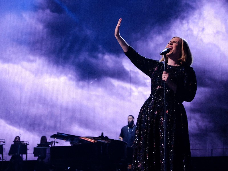 Adele's Personal Photos Stolen in Latest Celebrity Hack