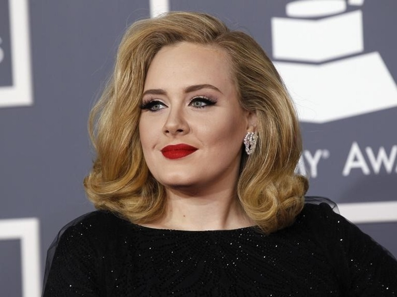 Adele Says Music Streaming Is a 'Bit Disposable'