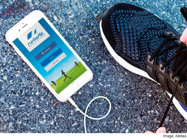 Adidas Buys Fitness Tracking App Maker Runtastic