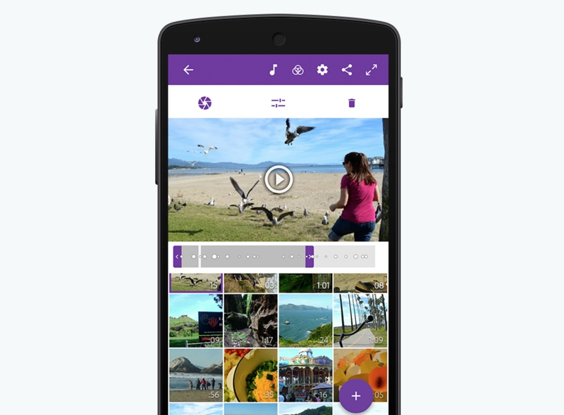 Adobe Premiere Clip Video Editor App Launched for Android