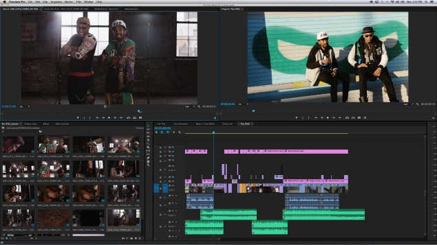 Adobe Refreshes Creative Cloud Video Suite Interface and Adobe Anywhere