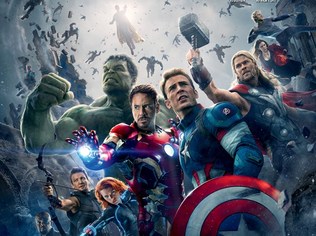 Avengers: Age of Ultron Releasing Early in India, Confirms Disney