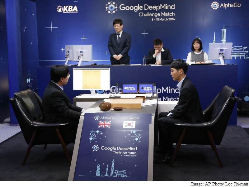 Human vs AI 'Go' Showdown Kicks Off in Seoul