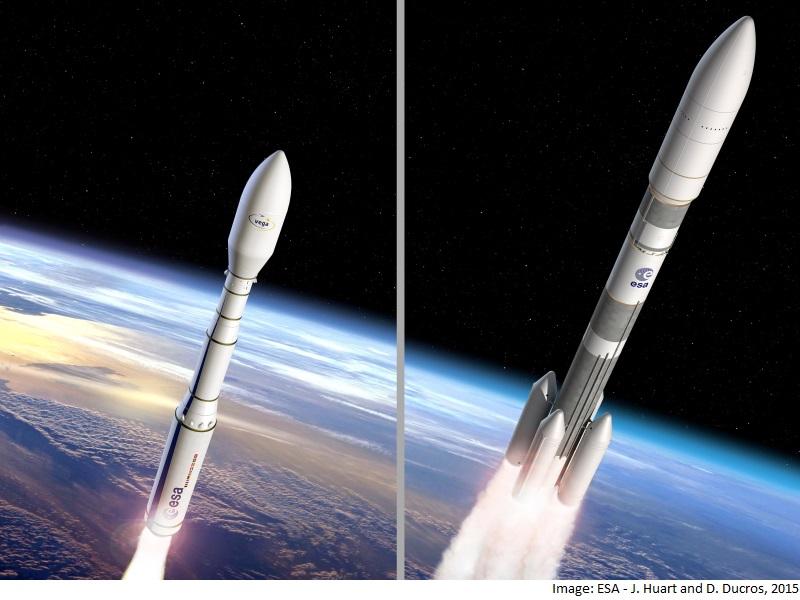 Airbus Consortium to Develop Next Generation Ariane 6 Rocket