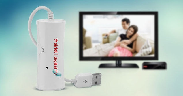 Airtel Infinity Wi-Fi Dongle With On Demand TV Launched at GOSF 2014