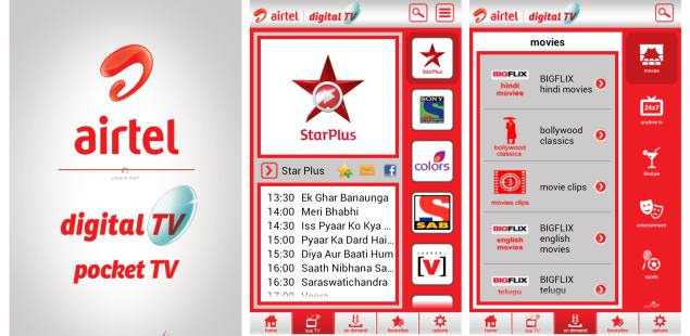 Airtel launches Pocket TV app for Android, iOS app to follow soon