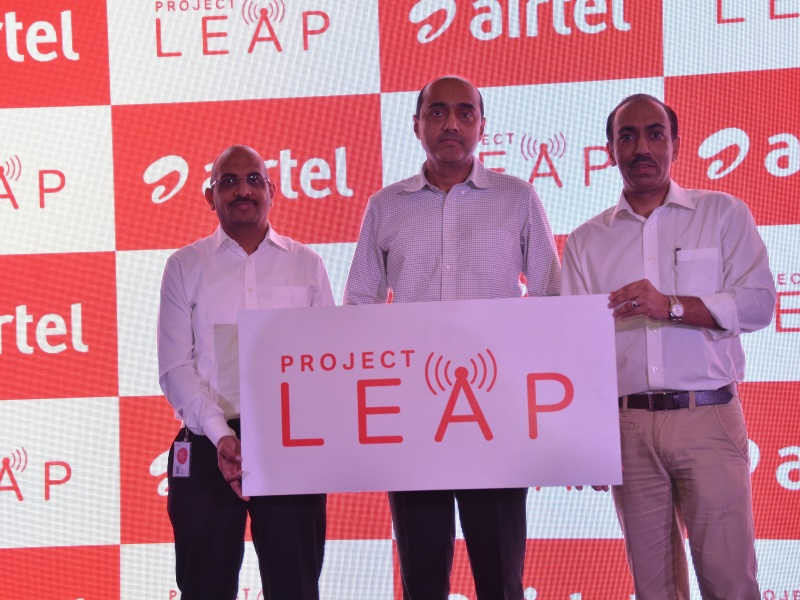Airtel Says Will Invest Rs. 60,000 Crores to Modernise Its Networks