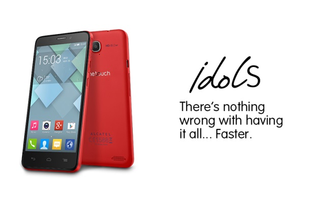 Alcatel One Touch Idol S and One Touch Idol Mini smartphones launched