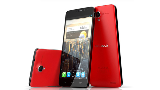 Alcatel One Touch Idol X with 5-inch 1080p display, Android 4.2 and One Touch Scribe Easy announced