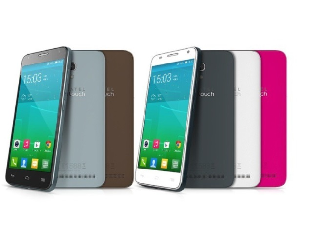 Alcatel One Touch Idol 2, Idol 2 Mini and Pop Fit smartphones unveiled