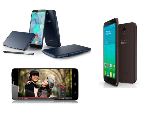 Alcatel One Touch Hero, Idol X, Idol Mini, Idol 2, Idol 2 Mini Launched in India