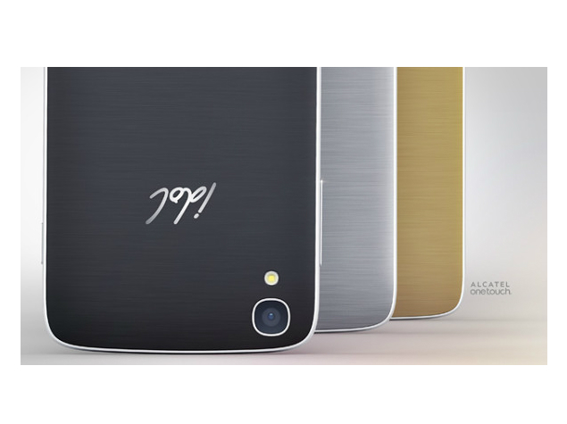 Alcatel OneTouch Idol 3 Reversible Smartphone Launched at MWC 2015