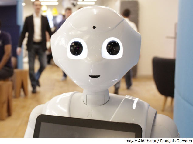 SoftBank's Pepper Robot Is Great at Small Talk, but Not Cheap