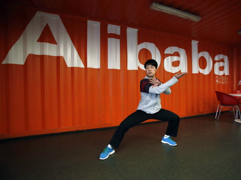 Alibaba Likely to Surpass Walmart as World's Top Retailer: Report