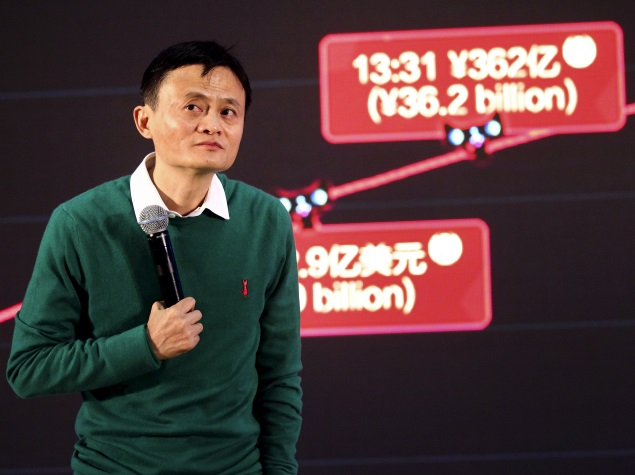 Alibaba Founder Jack Ma Pledges More Investment in India
