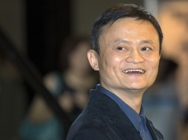 Alibaba's Jack Ma Becomes Richest Person in China Following IPO