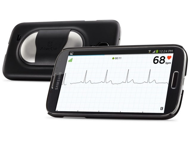 New Smartphone App and Cover Can Help Monitor Kids' Heart Conditions