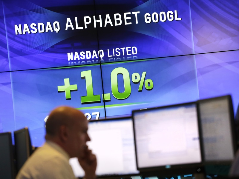 Google Holding Company Alphabet Surpasses Apple to Become Most Valuable Company