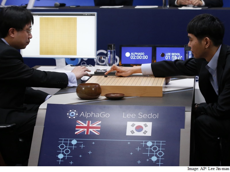 Google's AlphaGo Wins First Match Against Go Grandmaster Lee Sedol