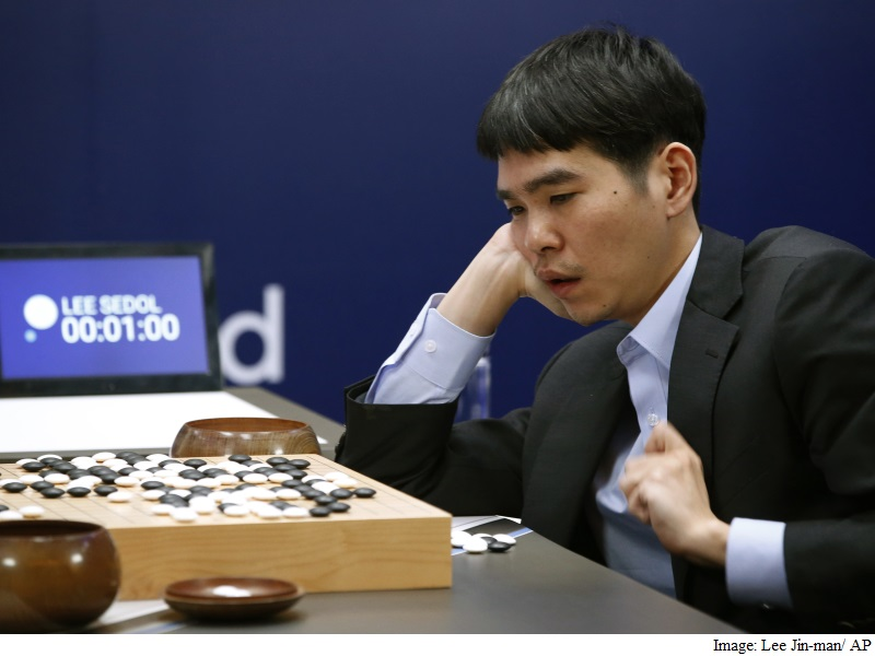 Lee Sedol Scores Surprise Victory Over Google's AlphaGo in Game 4