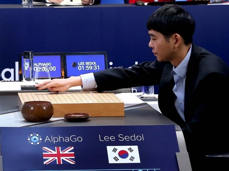 Google's AlphaGo Gets 'Divine' Go Ranking