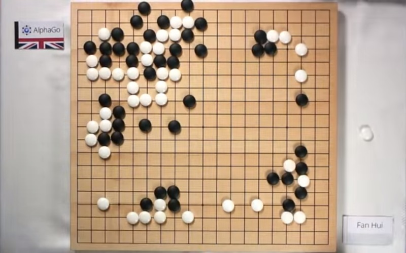 In A Breakthrough For AI Computer Beats Human Ancient Chinese Board Game Of Go