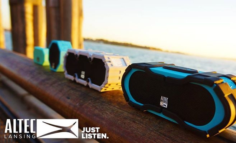Altec Lansing Returns to India With Bluetooth Speakers Starting Rs. 3,600