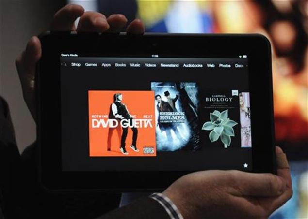 Amazon and Google start e-book sales in Brazil