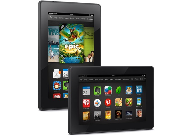 Amazon unveils Fire OS 3.1 update for Kindle Fire HD, Kindle Fire HDX tablets