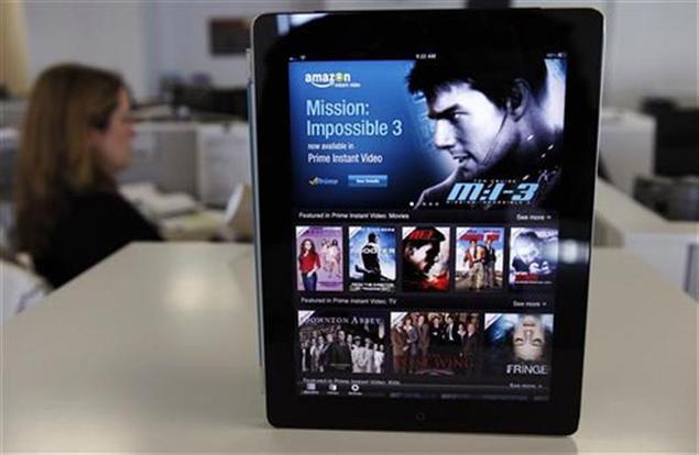 Amazon launches Instant Video app for Apple's iPad