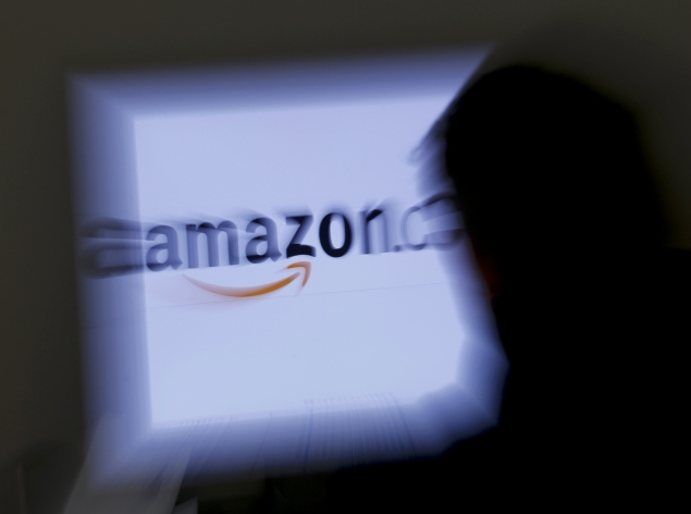 Amazon website knocked offline briefly, hackers claim responsibility