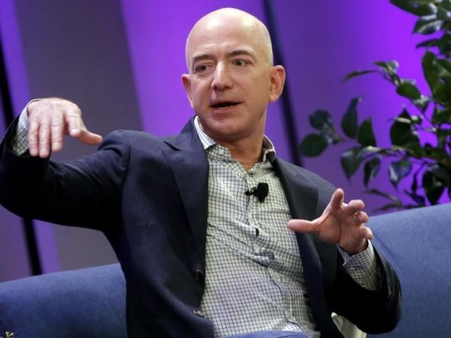 Amazon CEO Bezos' Rocket Firm to Begin Suborbital Test Flights This Year