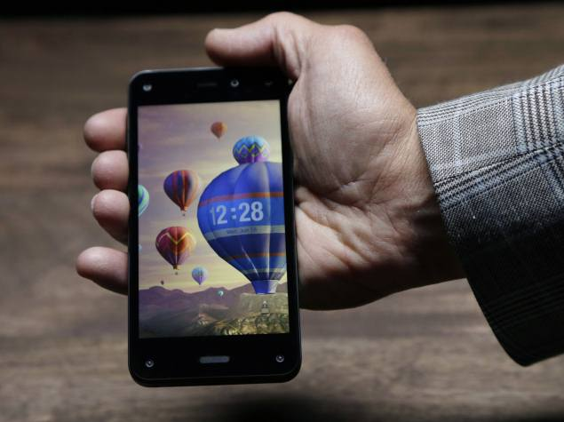 Amazon Fire Phone: First Impressions