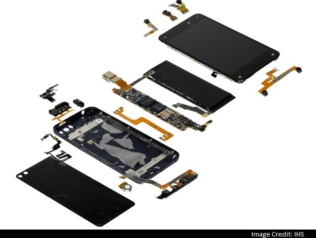 Amazon Fire Phone Teardown Reveals Higher Build Cost Than iPhone 5s: IHS